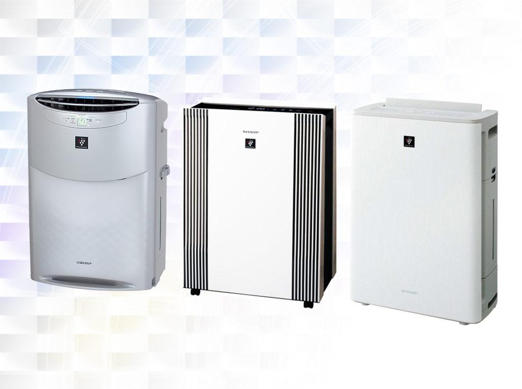 メディアブレイン取扱商品:シャープ/プラズマクラスター空気清浄機