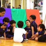 幼児・低学年向けスポーツ教室【忍者ナイン】甲府飯田ラボ開校