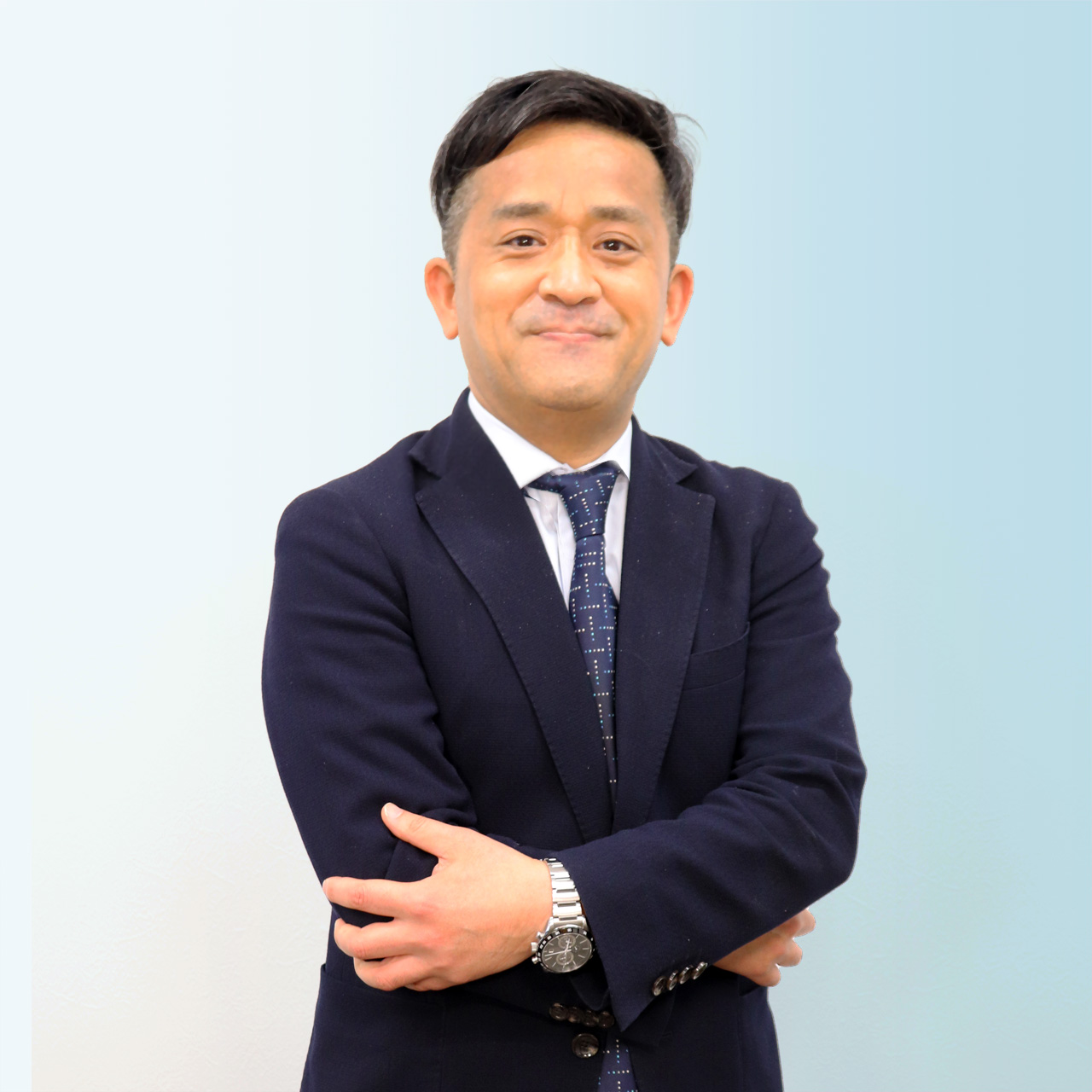 ITソリューションチーム:浅川 綱次