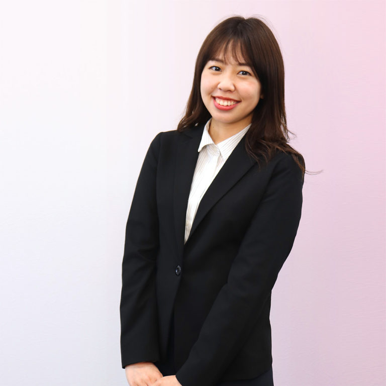 ITソリューションチーム:市川 舞